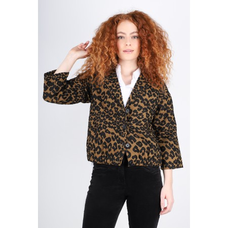 Masai Clothing Jocelin Jacket - Brown