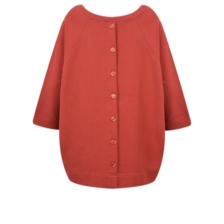 Masai Clothing Bonnie Top - Red