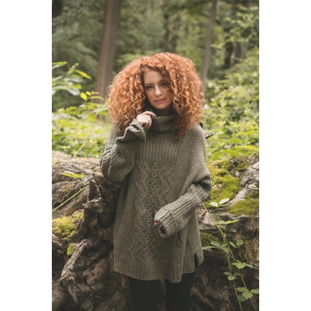 Masai Clothing Feodora Knit Top - Green