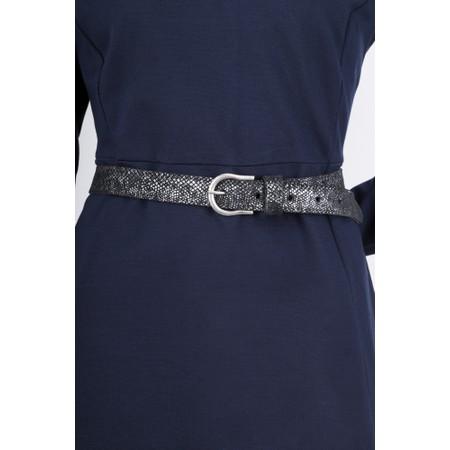 Sandwich Clothing Sparkle Belt - Blue
