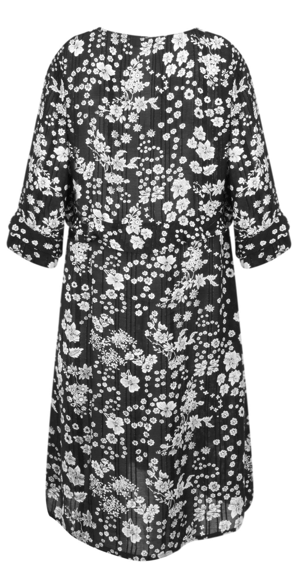 Nora Floral Dress main image