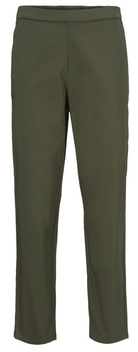 Masai Clothing Pamela Fitted Cropped Trousers Sea Turtle