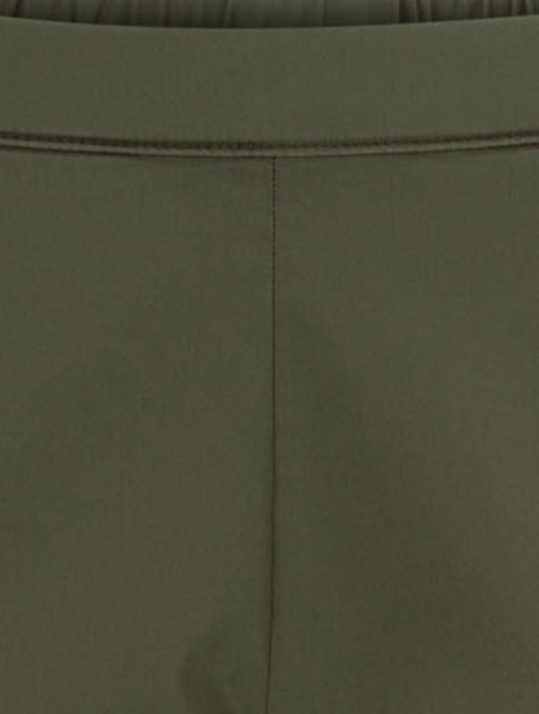 Pamela Fitted Cropped Trousers main image