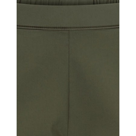Masai Clothing Pamela Fitted Cropped Trousers - Green