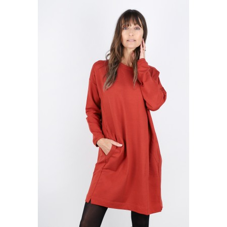 Masai Clothing Glouisa Tunic - Red