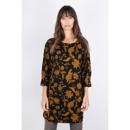 Masai Clothing Gizze Tunic - Brown