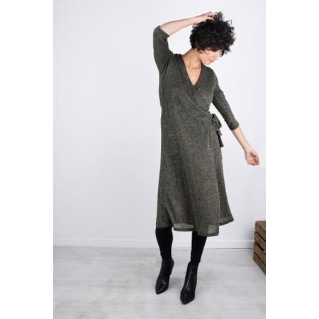 Great Plains Ivy Jersey Dress - Black