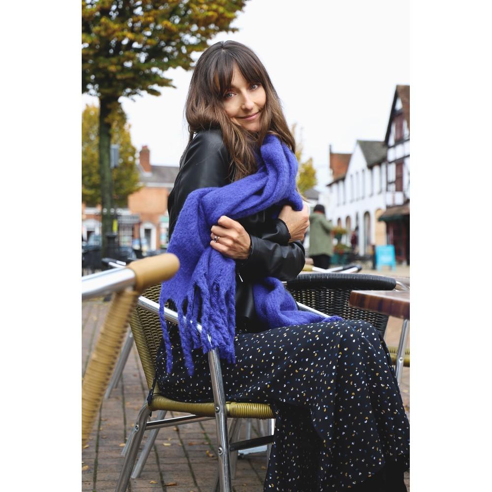 Expresso Kathleen Printed Maxi Dress Black