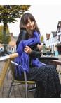 Expresso Black  Kathleen Printed Maxi Dress
