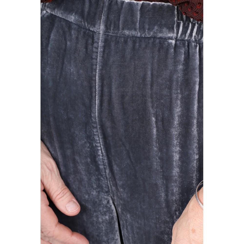 Grizas Audra Velvet Trouser Anthracite 170