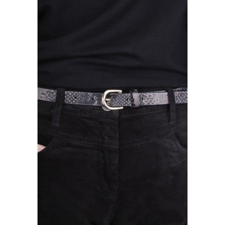 Gemini Label  Zimba Narrow Belt - Blue