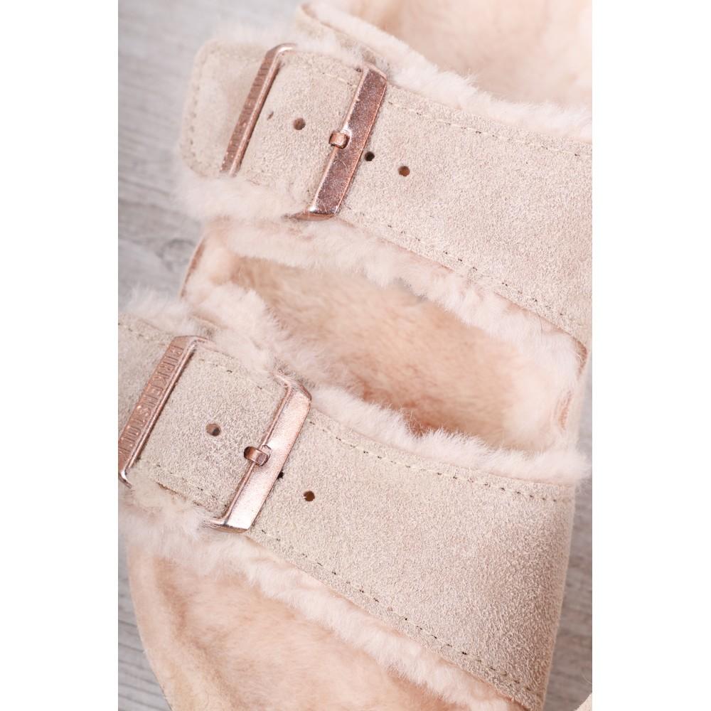 Birkenstock Arizona Shearling Lined - FREE Shipping & FREE Returns - Mens Sandals, Womens Sandals