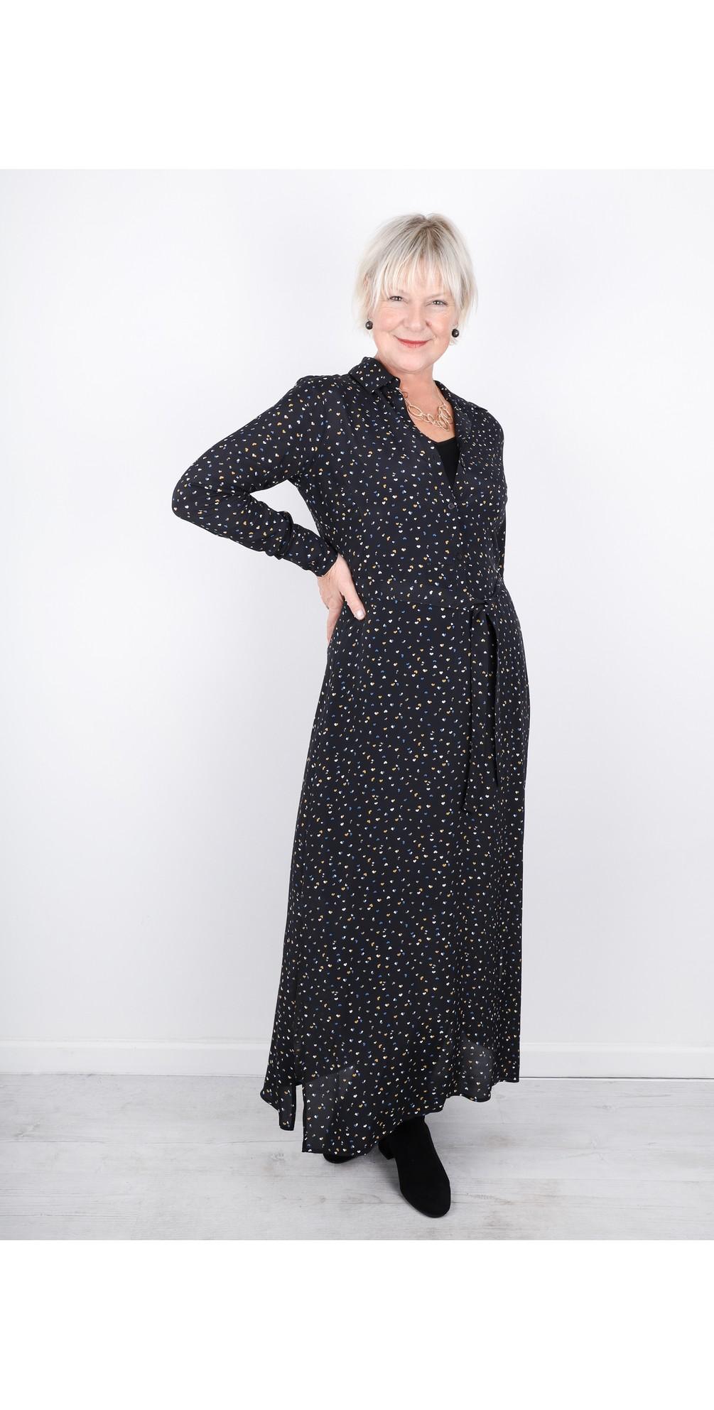 Kathleen Printed Maxi Dress main image