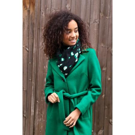 Sandwich Clothing Classic Wool Coat - Green