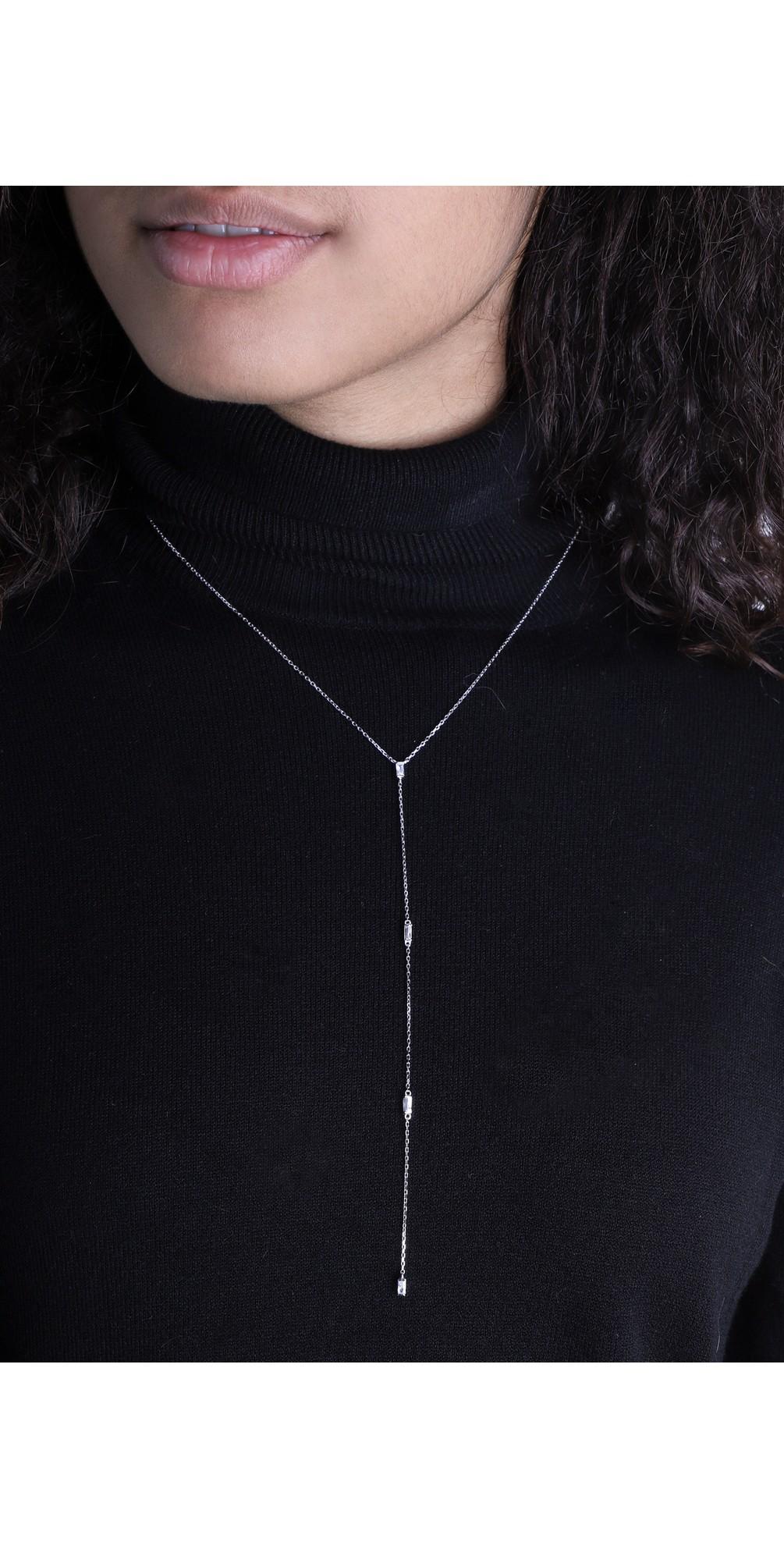 Glow Y Necklace main image