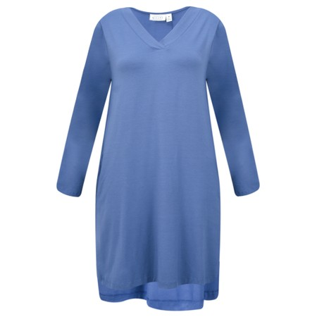 Masai Clothing Grizel Tunic - Blue