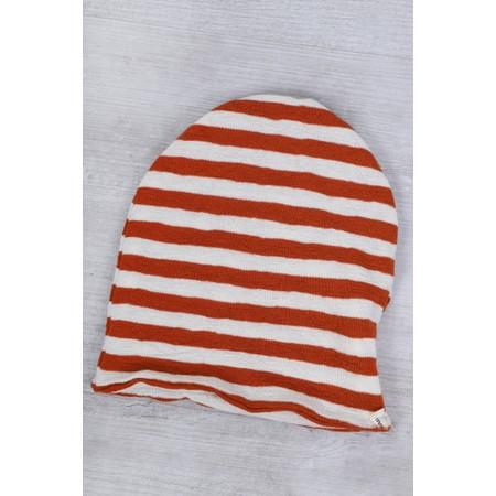 BY BASICS Kimmie BlusBar Merino Beanie Hat - Off-White