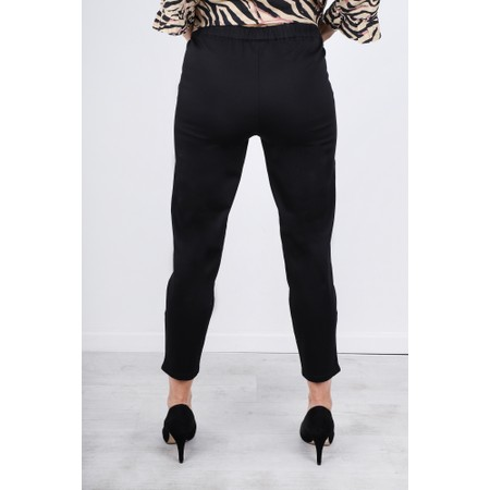 Masai Clothing Padme Capri Trouser - Black