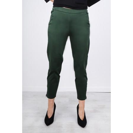 Masai Clothing Padme Capri Trouser - Green