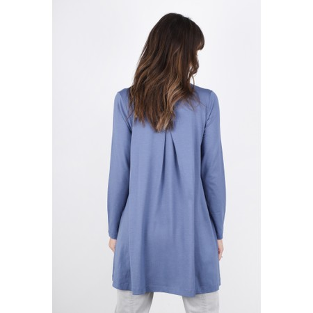Masai Clothing Grizel Tunic - Blue