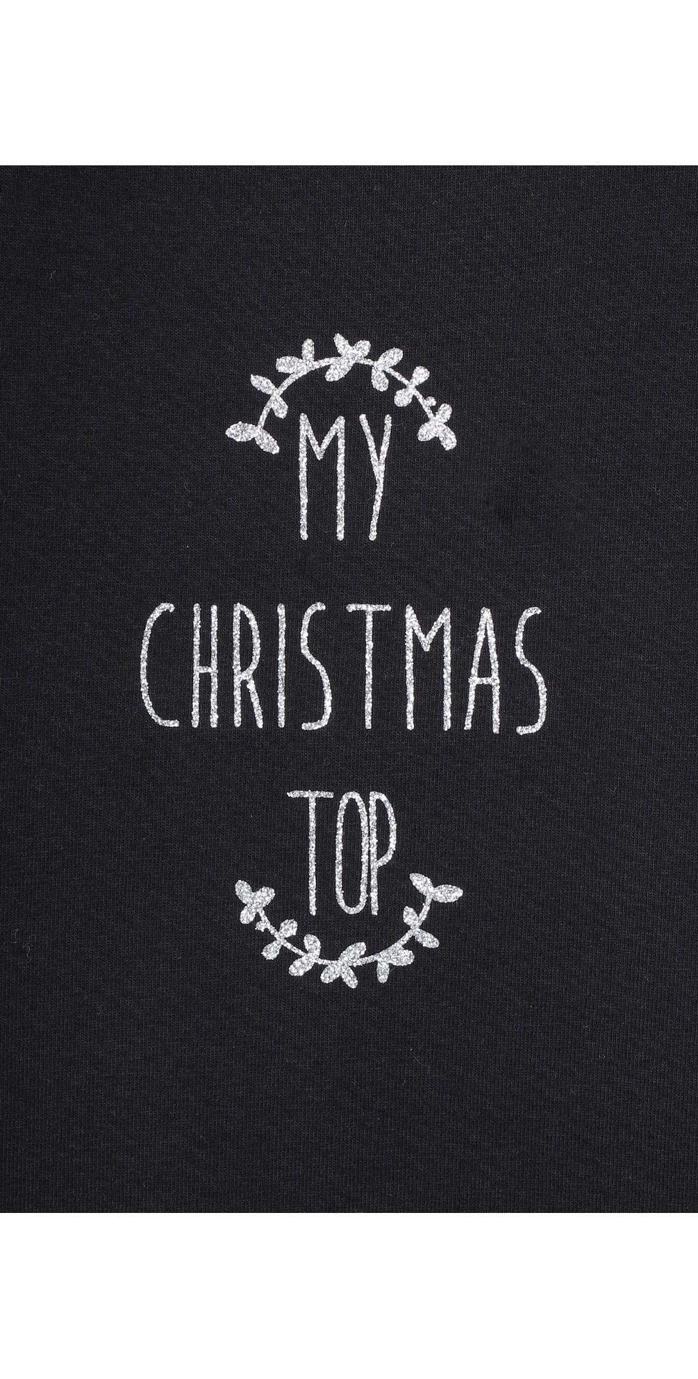 Robyn My Christmas Top main image