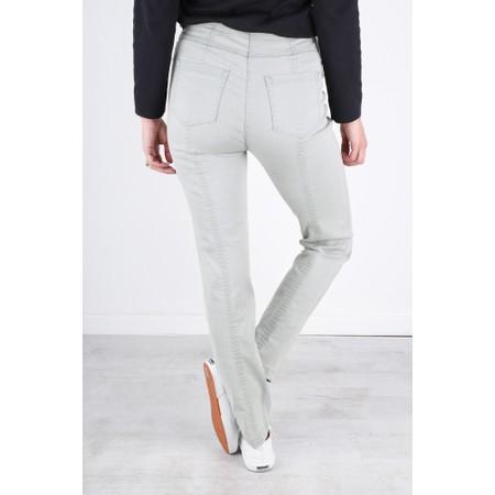 Robell  Bella Slim Fit Full Length Jean - Grey