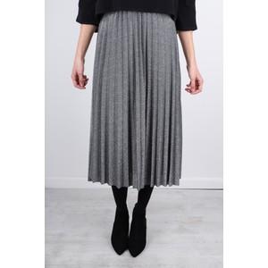 Luella Sparkle Pleated Skirt
