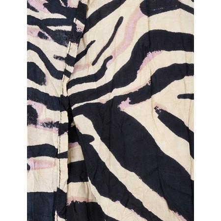 Masai Clothing Along Scarf - Pink