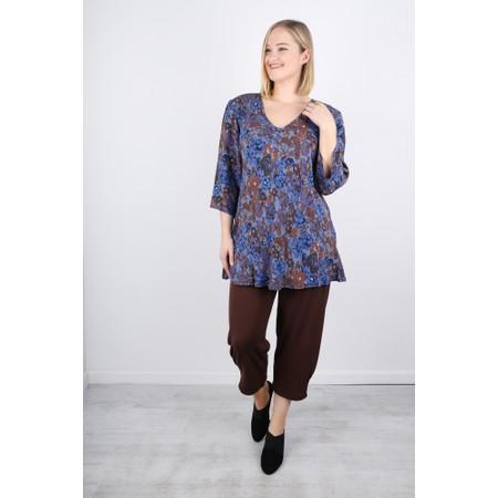 Masai Clothing Patti Basic Culotte - Brown