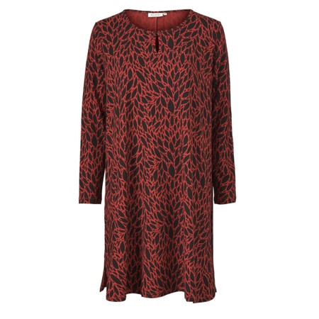 Masai Clothing Glow Tunic - Red