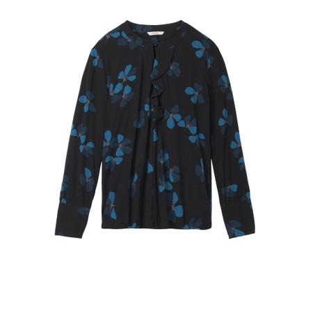 Sandwich Clothing Posy Print Blouse - Blue