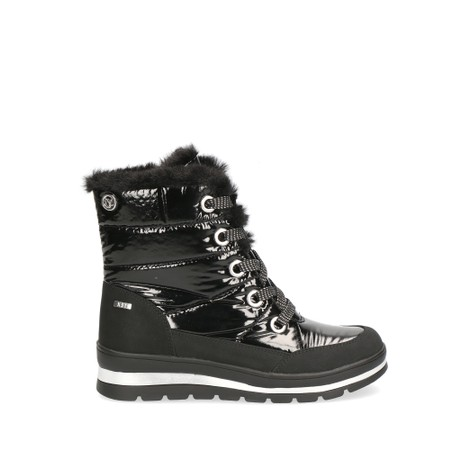 Caprice Footwear Wanda Nordic Ankle Snow Boot - Black