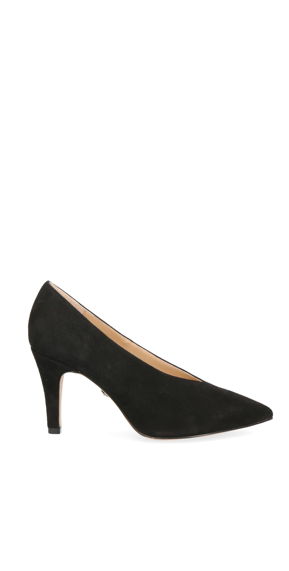 Effie Suede Court Shoe  main image