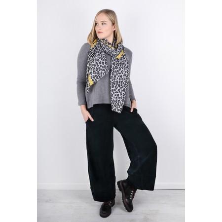 Mama B Lipsia Easy Fit Cord  Trouser - Blue