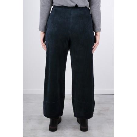 Mama B Lipsia Easy Fit 7/8 Trouser - Blue