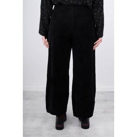 Mama B Lipsia Easy Fit 7/8 Trouser - Black