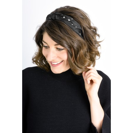 Tutti&Co Cosmic Headband - Black