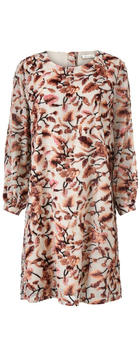 Masai Clothing Glenys Dress Woodrose