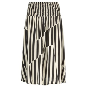 Masai Clothing Sondra Stripe Skirt
