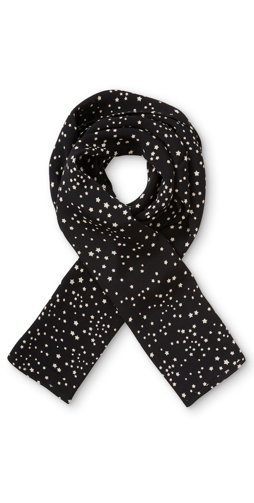 Along Starry Print Scarf main image