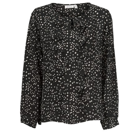 Masai Clothing Baritti Star Top - Black