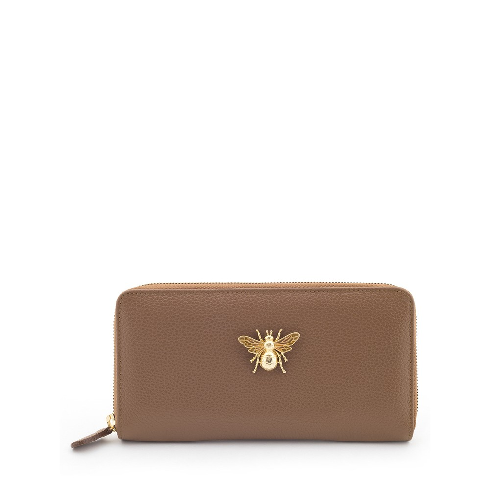 Bill Skinner Queen Bee Purse  Tan