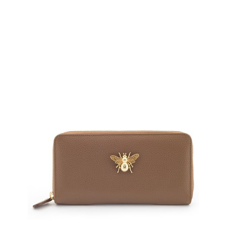 Bill Skinner Queen Bee Purse  - Brown
