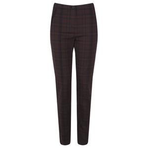 Robell  Holly Smart Check Trouser
