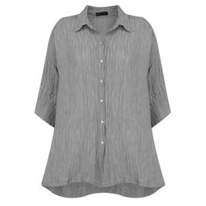 Grizas Urte Crinkle Linen Shirt