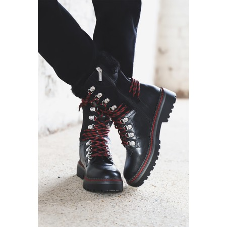 Tamaris  Adalena B High Leg Hiker Boot - Multicoloured