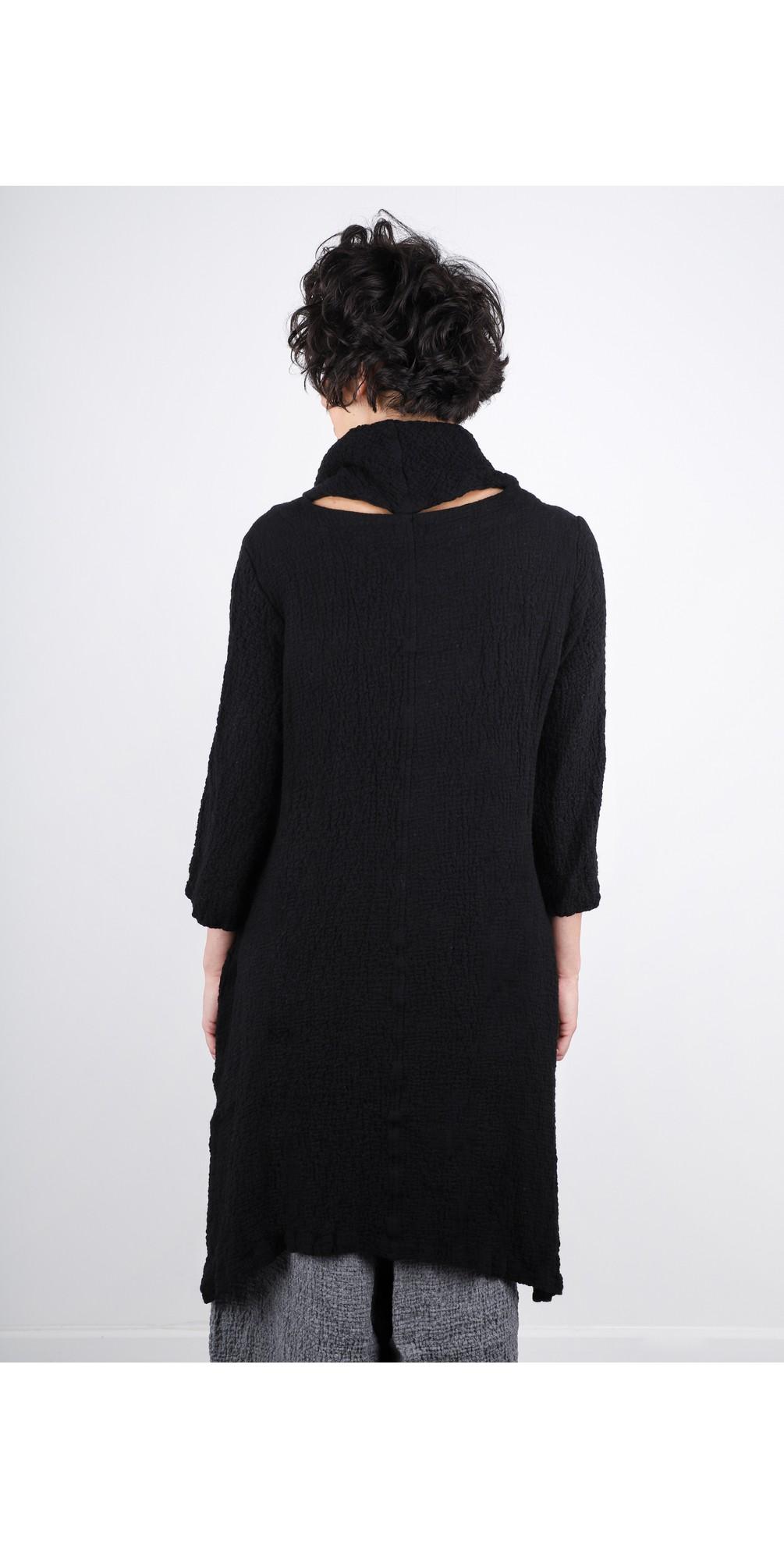 Marua Tunic Dress With Snood main image