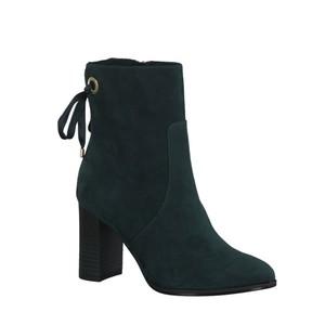 Tamaris  Francesca Stretch Ankle Boot Block Heel