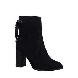 Tamaris  Francesca Stretch Ankle Boot Block Heel