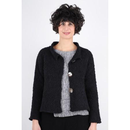 Grizas Bethan Wool Alpaca Jacket  - Black